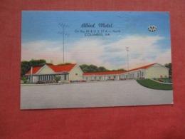 Allied Motel  Columbus Georgia   Ref 4119 - Columbus