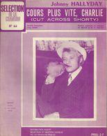 """Cours Plus Vite, Charlie"" (Cut Across Shorty) Johnny Hallyday - Musik & Instrumente"