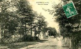ACHERES   =  Nouvelle  Avenue   1516 - Acheres