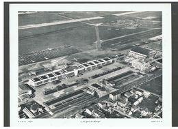 La Gare Du Bourget D.P. Paris N°21 De Juin 1952 Photo N°3 - Reproductions