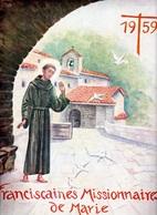 LES FRANCISCAINES MISSIONNAIRES DE MARIE 1959 - Esotérisme