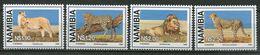 Namibia Mi# 927-30 Postfrisch/MNH - Fauna Wild Cats - Namibia (1990- ...)