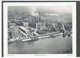 Centrale Thermique EDF à Vitry D.P. Paris N°21 De Juin 1952 Photo N°5 - Reproductions