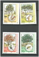 Bophuthatswana 1985 Preservation Of The Trees. Mi 144-147  MNH(**) - Bophuthatswana