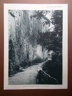 Casa Giovanni Pascoli Castelvecchio Giardino Zoologico Di Roma Del 1926 - Books, Magazines, Comics