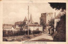 Saint Sernin Du Bois (71) - Entrée Du Village - France