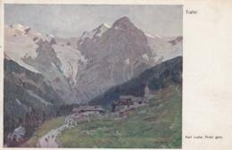 AK - Südtirol - Trafoi - Rotes Kreuz - Nr.422 - 1916 - Rode Kruis