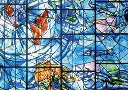 Nice (06) Message Biblique Le 5ème Et Le 6ème Jour De La Création Par Chagall - Fine Arts