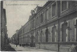 CLERMONT L'HERAULT   LE COLLEGE - Clermont L'Hérault