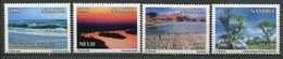 Namibia Mi# 948-51 Postfrisch/MNH - Tourism Landscapes - Namibia (1990- ...)
