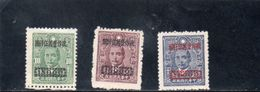 CHINE 1948 SANS GOMME - Chine