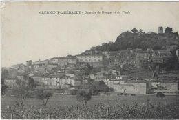 CLERMONT L'HERAULT   QUARTIER DEC ROUGAS ET DU PIOCH - Clermont L'Hérault