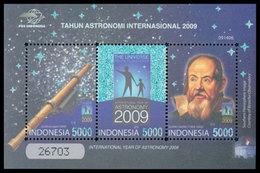 INDONESIE Bloc Astronomie 09 Neuf ** MNH - Indonésie