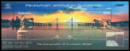 INDONESIE Bloc Pont Suramadu 09 Neuf ** MNH - Indonésie