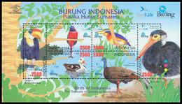 INDONESIE Bloc Oiseaux 2009 Neuf ** MNH - Indonésie