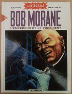 E.O. INTEGRALE 2001 Tome10 BOB MORANE 3 Albums Par CORIA & VERNES - Bob Morane