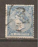 España/Spain-(usado) - Edifil  81 - Yvert 80 (o) - Used Stamps