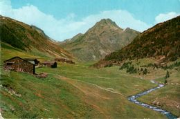 Andorre : Vallée D'Incles - Andorra