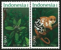 INDONESIE Faune/Flore 2012 2v Neuf ** MNH - Indonésie
