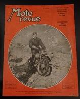 MOTO REVUE N°1007 18 NOVEMBRE 1950 L'ENTRETIEN DU VILLIERS - Auto/Moto
