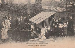 50 Torigni Sur Vire. Pensionnat Libre. Le Lavoir - France