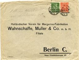 (Lo4285) Brief DR St. Cleve N. Berlin - Covers