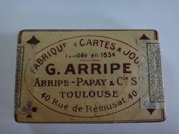 Jeu De 32 Cartes  De Chez G. Arripe-Papay - 32 Cards