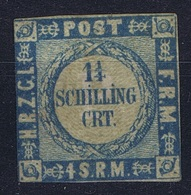 HOLSTEIN Mi Nr 5 I Not Used (*) SG 1864 - Schleswig-Holstein