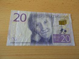 Schweden Rksbank 20 Konor O.D. - Zweden