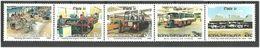 Bophuthatswana 1990  Industry. Mi 243-247 In Strip MNH(**) - Bophuthatswana