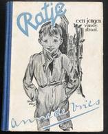 (298) Ratje, Een Jongen Van De Straat - Anne De Vries - 1945 - 127p. - Books, Magazines, Comics