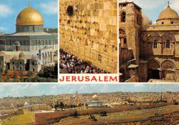 Jérusalem (Israel) - Multivues - Israël
