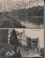 2 CPA De Montluçon : Passerelle St Jacques Et Institution Saint Joseph - Montlucon