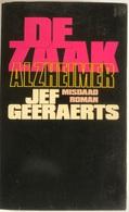 (299) De Zaak Alzheimer - Jef Geeraerts - 1985 - 401p. - Avonturen