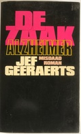 (299) De Zaak Alzheimer - Jef Geeraerts - 1985 - 401p. - Avventura
