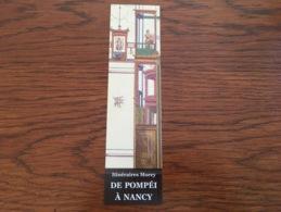 Marque Page Pompéi - Bookmarks