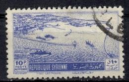 SYR+ Syrien 1950 Mi 597 Latakia GH - Syrien