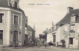 72 - La Suze-sur-Sarthe - Rue Neuve Du Collège - La Suze Sur Sarthe