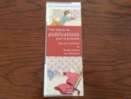 Marque Page Musée National De L'éducation - Bookmarks