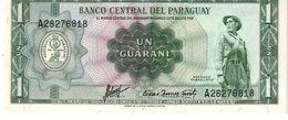 Paraguay P.193b 1 Guarani 1963   Unc - Paraguay