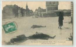 29778 - SOISSONS - LA GUERRE EUROPEENNE 1914 - Soissons