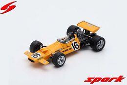 McLaren M7D - Andrea De Adamich - French GP 1970 #16 - Spark - Spark