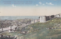 Grèce - Salonique - Vue Panoramique Yedi-Koulé - Grèce