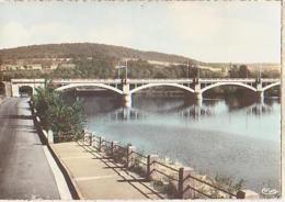 Pompey   H273        Pont Sur La Moselle Et Route Vers L'usine - France