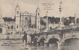 Italie - Torino - Esposizione Internazionale 1911 - Gran Ponte E Cascata - Italia