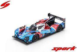 BR Engineering BR1 - AER - SMP Racing - S. Sarrazin/E. Orudzhev/S. Sirotkin - 24h Le Mans 2019 #17 - Spark - Spark