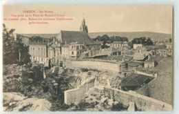 21770 - VERDUN - SES RUINES / VUE PRISE DE LA PLACE DU MARECHAL PETAIN - Verdun