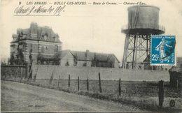 LES BREBIS - Bully Les Mines, Route De Grenay, Château D'eau. - Water Towers & Wind Turbines