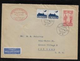 1946 Norway First Flight - Norvegia