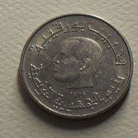 1976 - Tunisie - Tunisia - 1/2  DINAR, F.A.O., KM 303 - Tunesië